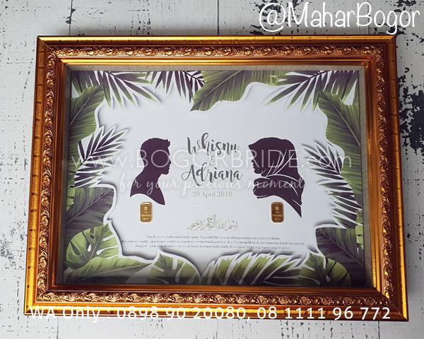 Mahar Bogor 18 (Pop Up Tropis Flower)